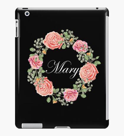 Mary v3 iPad Case/Skin