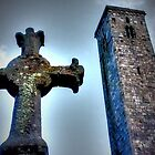 St Andrews Cross by dgscotland