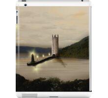 lighthouse on the loch iPad Case/Skin