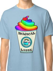 A Magical Latte of Unicorn Magic for the Starbucks Hipster Classic T-Shirt