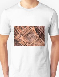 Cathedral Notre Dame of Strasbourg - Travel Photography T-Shirt