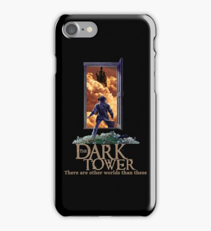 The Dark Tower - There are other worlds than these iPhone Case/Skin
