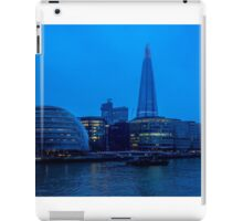 Early Morning River Thames View iPad Case/Skin