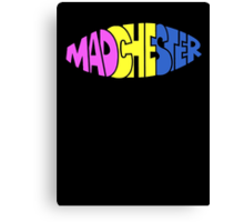 Madchester Canvas Print