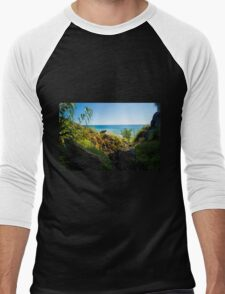 The View from the Cave - Nature Photography T-Shirt