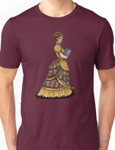Library Witch by Bobbie Berendson W Unisex T-Shirt