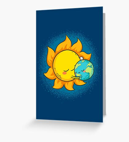 You Warm My Heart Greeting Card