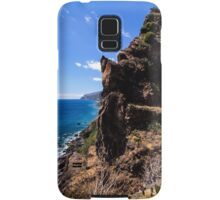 Paradise Cliff - Nature Photography Samsung Galaxy Case/Skin