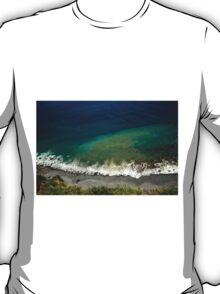 Ocean's Breeze - Nature Photography T-Shirt