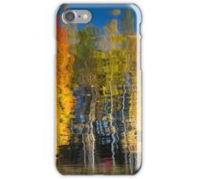 Water surface reflections iPhone Case/Skin
