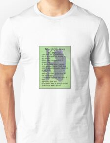 Murphy was a grunt, by Tim Constable Unisex T-Shirt