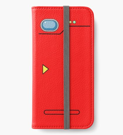 Pokedex, Pokémon iPhone Wallet/Case/Skin