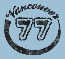Vancouver 77 Baby Tee
