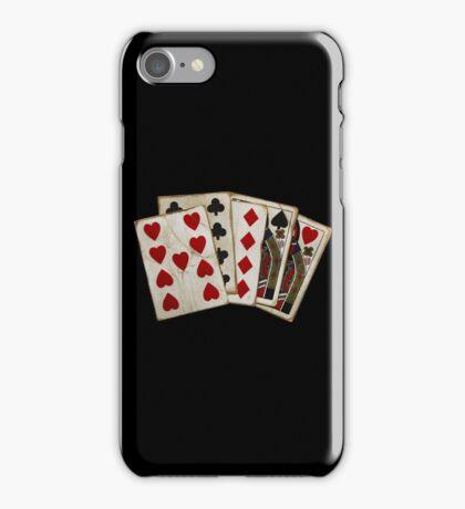 A Full House  iPhone Case/Skin