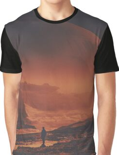 That's no moon! Graphic T-Shirt