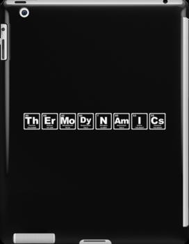 Thermodynamics - Periodic Table by graphix