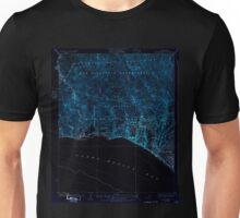 USGS TOPO Map California CA Topanga Canyon 295495 1928 24000 geo Inverted Unisex T-Shirt