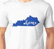 Kentucky Home : Blue Unisex T-Shirt