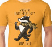 The Hufflepuffiest Unisex T-Shirt