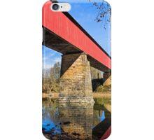 Indiana's Williams Covered Bridge iPhone Case/Skin