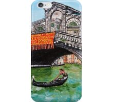 Ponte di Rialto iPhone Case/Skin