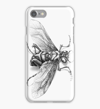 Flying Insect iPhone Case/Skin