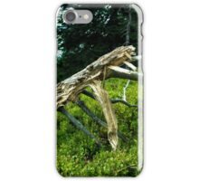 Storm-torned Tree - Nature Photography iPhone Case/Skin