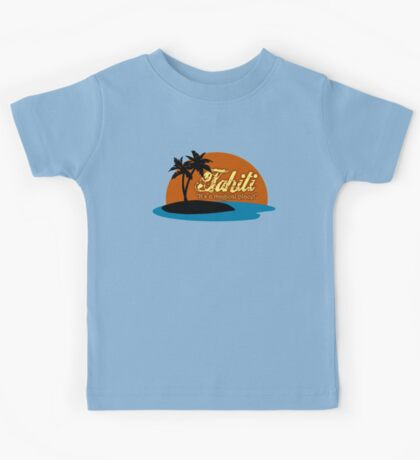 Tahiti Kids Tee