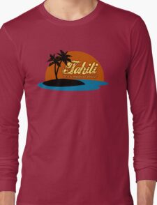 Tahiti Long Sleeve T-Shirt