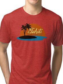 Tahiti Tri-blend T-Shirt