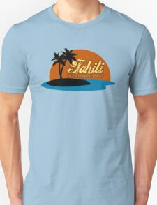 Tahiti Unisex T-Shirt