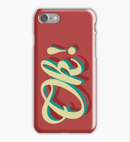 It´s ok! iPhone Case/Skin