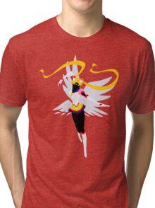 Sailor Moon Silhouette Tri-blend T-Shirt