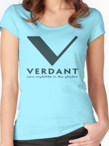 Verdant Women's Fitted Scoop T-Shirt
