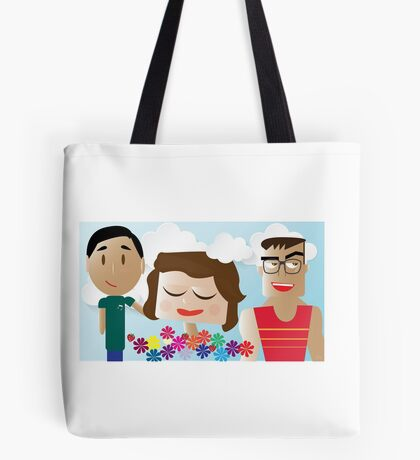 Mom Love Tote Bag