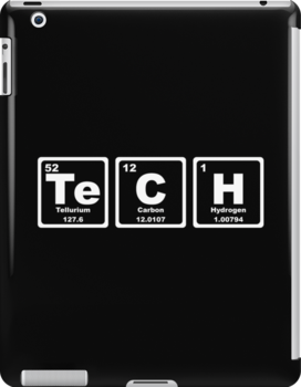 Tech - Periodic Table by graphix