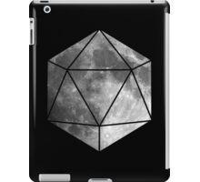 D20 - Moon iPad Case/Skin