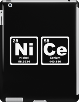 Nice - Periodic Table by graphix