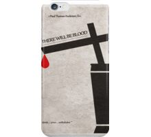There Will Be Blood iPhone Case/Skin