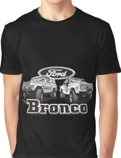 Bronco II Graphic T-Shirt