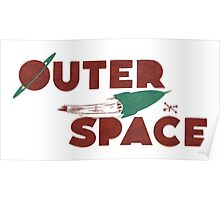 Wilde & Sweet - Outer Space Poster