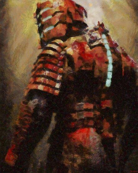 Fear The Shadows by Joe Misrasi