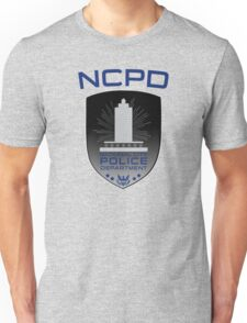 National City Police Department Unisex T-Shirt