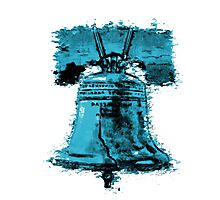 LIBERTY BLUE Photographic Print