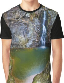 Canyon in mountains Graphic T-Shirt
