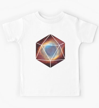 D20 - Nebula Kids Tee