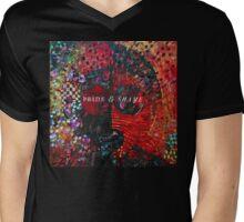 Pride & Shame Album cover artwork Mens V-Neck T-Shirt