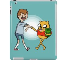 Finnie the Pooh iPad Case/Skin
