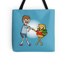 Finnie the Pooh Tote Bag