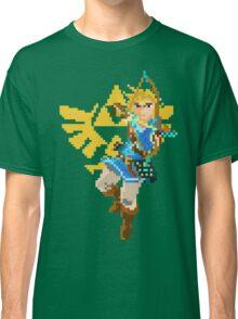 8-bit BoTW  Classic T-Shirt